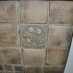 decorative Batchelder tile