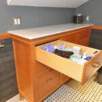 Extra-deep drawer