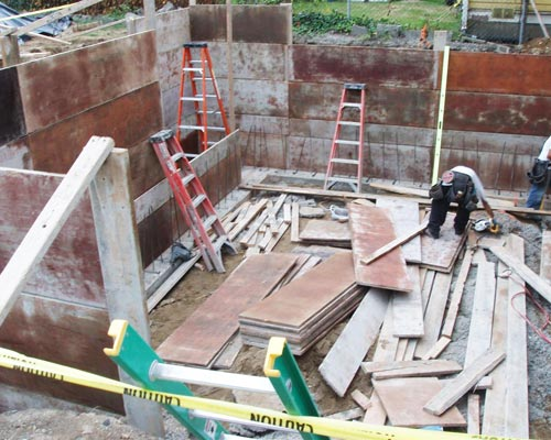 Basement Addition Seattle Ventana Construction Washington