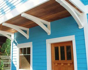 California Craftsman Exterior
