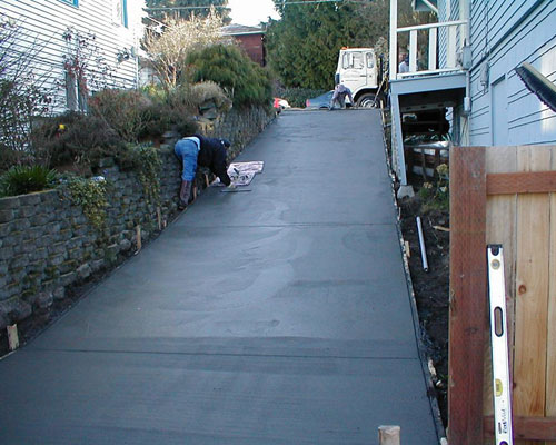 Seattle Craftsman Remodel Before: A Basement ...