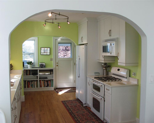 A Dated West Seattle Kitchen, Remodeler West Seattle ...