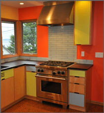 West Seattle home remodel