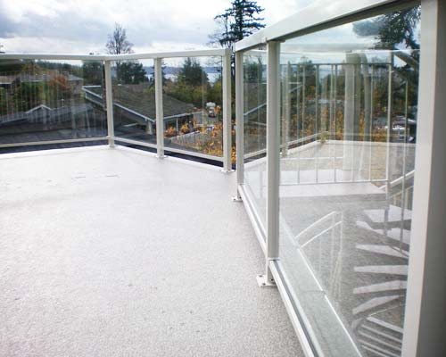 Deck And Balcony Projects Ventana Construction Seattle