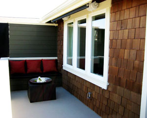 West Seattle Balcony Remodel, Outdoor Space Remodel
