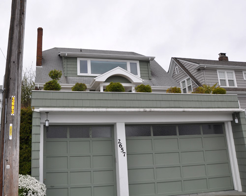 Seattle Dormer Addition And Remodel Ventana Construction