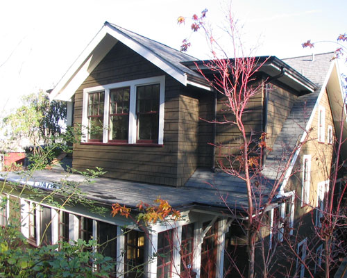 ... A Master Suite After: Symmetry And Beauty, Modern Addition Seattle