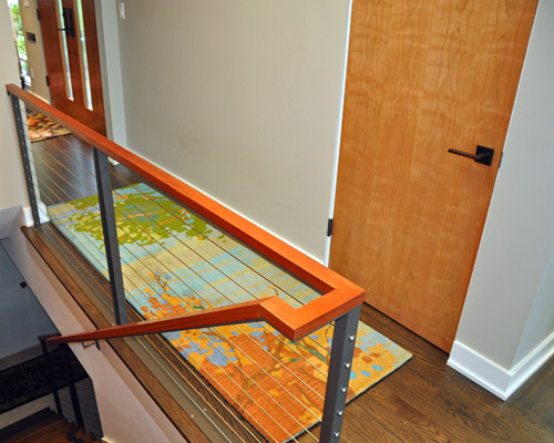 Top Stairs and Railing Projects - Ventana Construction Seattle, Washington JX24
