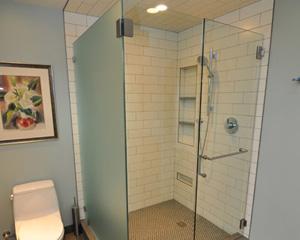 New Builds Shower Tile Problems