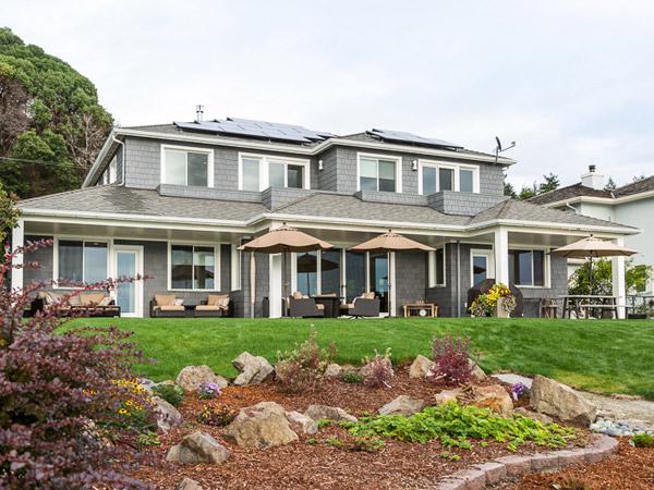 Custom home seattle ventana construction washington for Custom home builders seattle