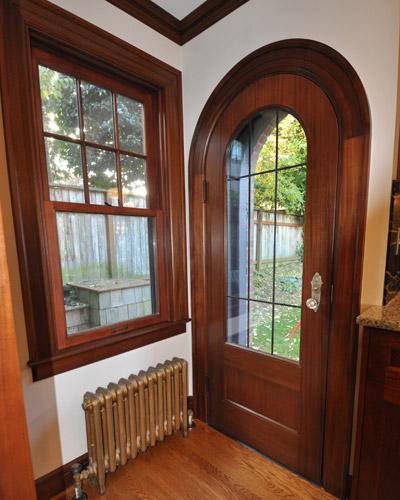 Custom Home Remodel Seattle Tudor Ventana Construction