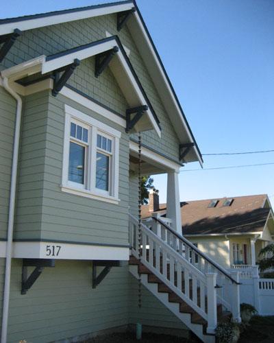 Seattle Craftsman Home Rebuild