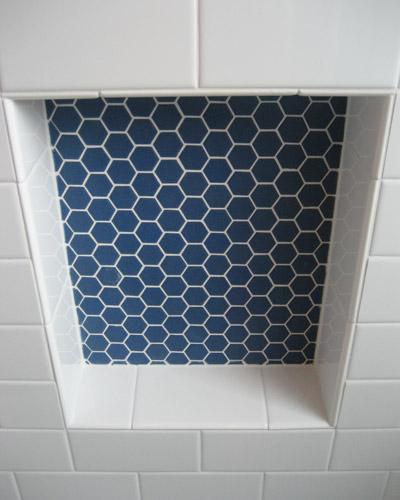 Kids Bathroom Remodel Blue