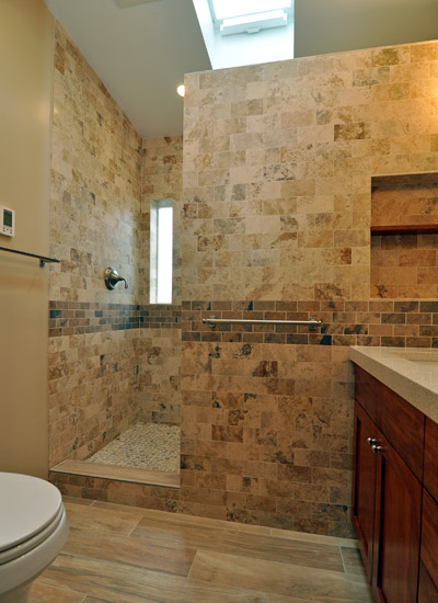 Seattle Bath Remodel Ventana Construction Seattle