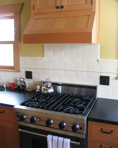 Kitchen Cabinets In Seattle: Seattle Custom Kitchen Cabinet Ventana Construction