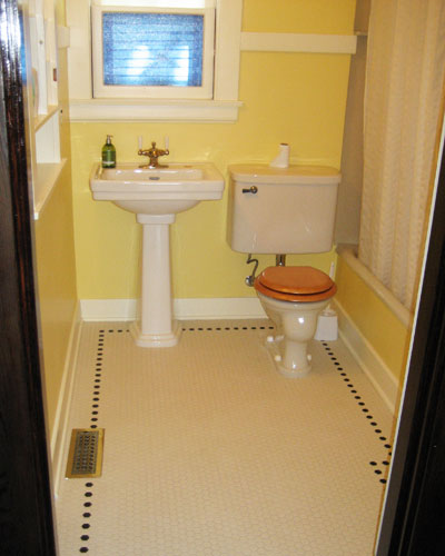 The Gas Stove Is Small A Minor Bathroom Remodel At The Main Floor Is Part  Of The Project, With New