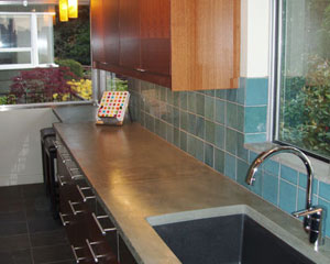 Modern Galley Kitchen Remodel galley kitchen remodel seattle - ventana construction washington