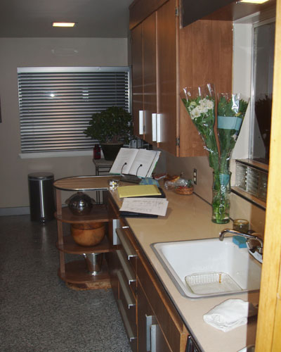 Galley Kitchen Remodel Seattle Ventana Construction Washington
