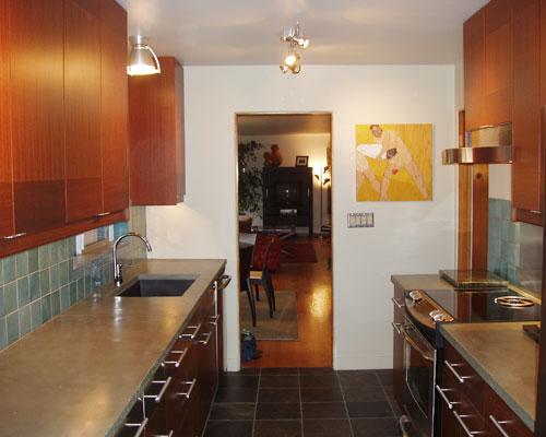 galley kitchen remodel seattle