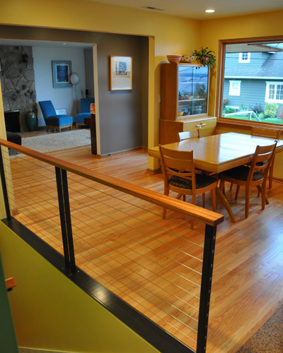 stairs and railing projects