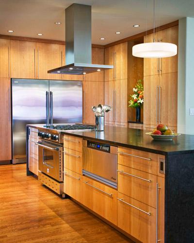 Seattle Custom Kitchen Remodel Ventana Construction