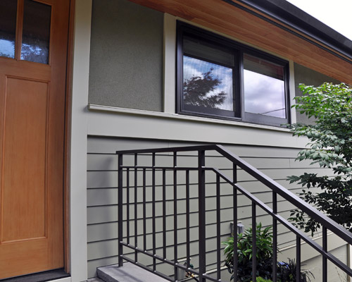 Stairs and Railing Projects - Ventana Construction Seattle, Washington