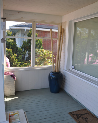 Seattle Outdoor Entry Remodel Ventana Construction Seattle